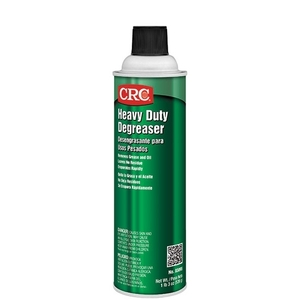 CRC 03095 Heavy Duty Degreaser -19oz Aerosol Spray Can