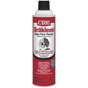 CRC 05089 The original brake parts cleaner. Formulated to quickly & effectively remove grease, brake dust, brake fluids, oils, & other contaminants from brake parts, lining, pads.