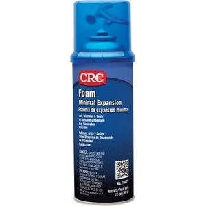 CRC 14077 Polyurethane Foam, Sealant, Waterproof/Airtight, Aerosol, 12 Oz Can