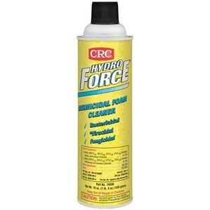 CRC 14430 HydroForce Germicidal Foam Cleaner - 19oz Aerosol Can