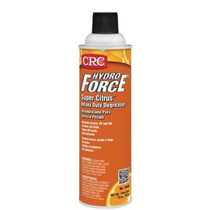 CRC 14440 Heavy Duty Degreaser - 15oz Aerosol Spray Can