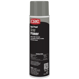 CRC 18150 Seal out moisture and fill hairline cracks and other slight imperfections to provide a uniform basecoat for CRC Rust Proof Enamels.