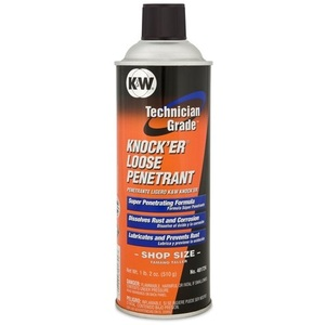 CRC 401724 A super-fast penetrant that attacks corrosion to free rusted & corroded fasteners & components. Powerful, concentrated formula penetrates & leaves behind a long-lasting lubricant that will prevent future corrosion.