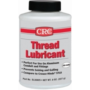 CRC SL35925 A general purpose lubricant that prevents the seizing and galling of threaded surfaces caused by corrosion. Safe for use on ferrous and non-ferrous metals.