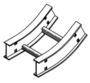 Cable Tray - Bends