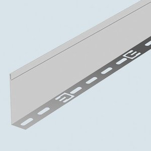 """Cablofil COT54GC Cable Tray, Divider Strip, 2"""", Hot-Dipped Galvanized"""