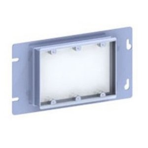 Cablofil DCP-2R Double Gang, Plaster Ring