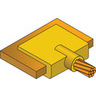 Cadweld Molds - Cable to Lug or Busbar