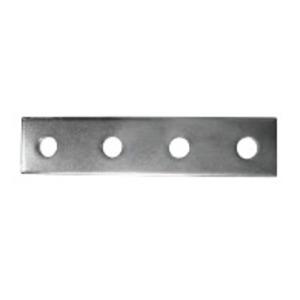 """Calbrite S60000PL4S 4 Hole Splice Plate, 9/16"""""""