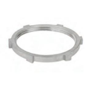 "Calbrite S60500LN00 Stainless Steel Locknut, 1/2"""