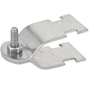 "Calbrite S60700SC00 Rigid Strut Strap, 3/4"", Stainless Steel"