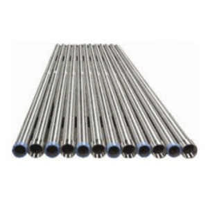 "Calbrite S61510CT00 Type 316 Stainless Steel Rigid Conduit, 1-1/2"", w/ Coupling, 10'"