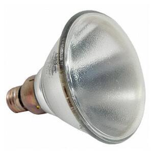 Candela 150PAR/SP/CVG-120V Incandescent Lamp, Shatter-Resistant, PAR38, 150W, 120V