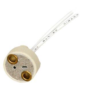 Candela QRX-6.35-14 Low Voltage Lampholder