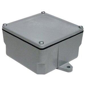 Cantex 5133705 4 X 4 X 2 PVC JUNCTION BOX