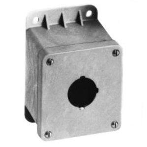 Carlon CP100N Pilot Device, 30mm Enclosure, 1 Element, Polycarbonate