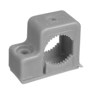 "Carlon E978FC-CAR PVC Conduit Support Strap, Single Mount, Size: 1"", Non-Metallic"