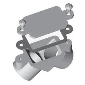 """Carlon E990E 3/4"""" PVC Pulling Elbow"""