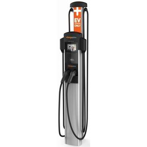 ChargePoint CT4021-GW1 Vehicle Charging Station, Level 2, Dual Port, w/ Gateway Modem