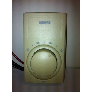Chatham Brass M602 CHAT M602 THERMOSTAT 2 POLE