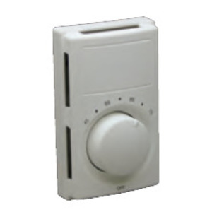 Chatham Brass M612WWT Bimetal Thermostat, Double Pole, 120-277V, White