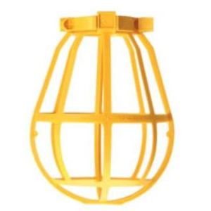Coleman Cable 7300SW COLEMAN 07300-00-00 PLASTIC  CAGE FOR LIGHT STRING SOLD IN QTY'S OF 20