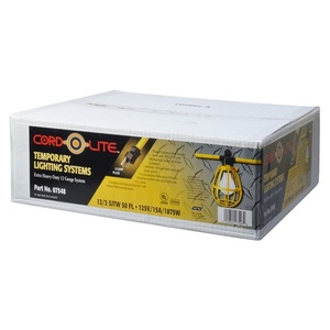 Coleman Cable 7548SW CLM 075488802 12/3 50' PLS STRING