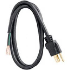 Coleman Cable 9857SW0008 Power Supply Cord, Type SJEO, 14/3 AWG, 6'