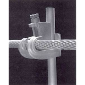 "Connector Products 900101 Ground Grid Connector,4/0 AWG - 250 MCM, 5/8"" Rod"