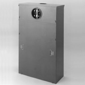 Cooper B-Line 122013 Meter Base, 20 A, 13 Jaw, Current Transformer Rated, 600VAC, Ring