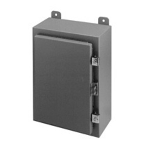 """Cooper B-Line AW6036P Panel For Enclosure, 60"""" x 36"""", Type 4/12, 4X, Flanged, Steel"""
