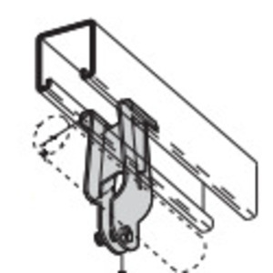 Cooper B-Line B2073-HDG BLN B2073-HDG PARALLEL PIPE CLAMP
