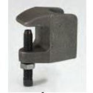 Cooper B-Line B3034-3/8HDGW/ZN Heavy Duty Reversible Beam Clamp, Rod Size: 3/8-16, Steel