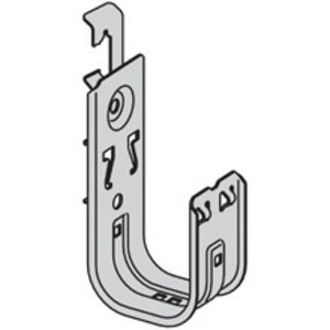 "Cooper B-Line BCH32-W2 Cable Hook, Communication and Low Voltage, 2"", Steel"