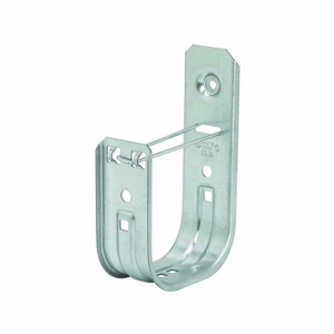 "Cooper B-Line BCH64 Cable Hook, Size: 4"", Steel/Pre-Galvanized"