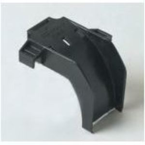 Cooper B-Line FTA2DO Cable Drop Out, Non-Metallic, Black