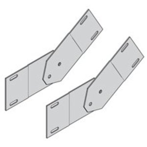 Cooper B-Line R4A-VSP Vertical Adjustment Splice Plate for Cable Tray