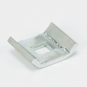 "Cooper B-Line TOP-WASHER Flextray Top Washer, 1"" Square, Steel"