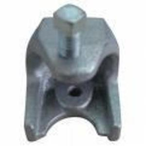 "Cooper Crouse-Hinds 531 Beam Clamp, Insulator Supports, 1"", Malleable Iron"