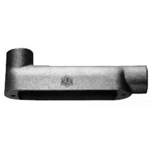 Cooper Crouse-Hinds BLB7 2 1/2 Npt Iron Lb Mogul