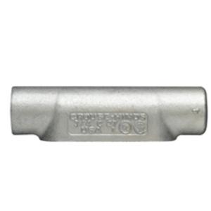 "Cooper Crouse-Hinds C37SA Conduit Body, Type: C, Size: 1"", Form 7, Aluminum"