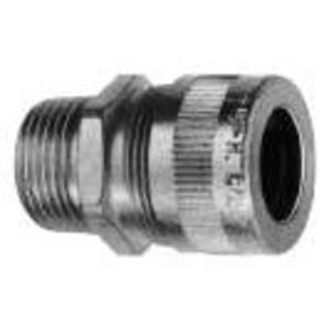 """Cooper Crouse-Hinds CGB192SA 1/2"""" Cord/Cable Fitting, Straight, 0.125-0.250"""""""