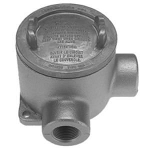 Cooper Crouse-Hinds EABC26 3/4 C IRON GRP A,B ROUND