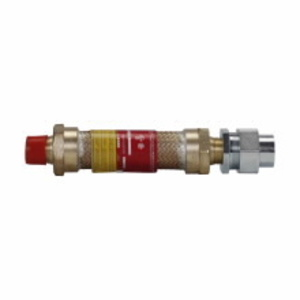 "Cooper Crouse-Hinds ECLK115 Explosionproof Coupling, Male/Female, 1/2"", Length 15"", Brass"