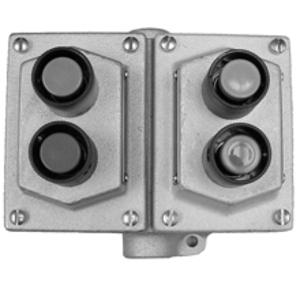 Cooper Crouse-Hinds EDSC325 CH EDSC325 EDS FS PUSHBUTTONS