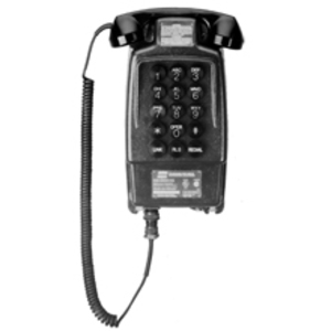 Cooper Crouse-Hinds ETW401 ETW Telephone With Handset, For Use in Hazardous Areas