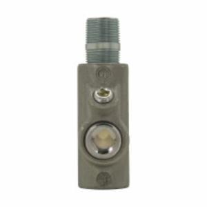 "Cooper Crouse-Hinds EYS216SA Conduit Seal, 3/4"", Male/Female, Vertical/Horizontal, Aluminum"