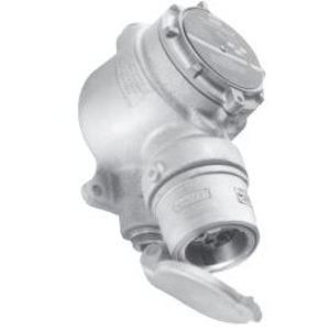 Cooper Crouse-Hinds FSQC5640 Dead Front Interlocked Receptacle, 60A, Limited Quantities Available
