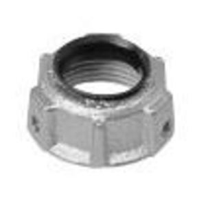 "Cooper Crouse-Hinds H1037 Conduit Bushing, Insulated, 2-1/2"", Threaded, Malleable Iron"