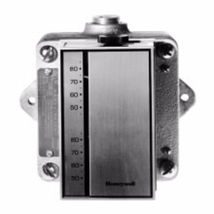 Cooper Crouse-Hinds HRC85 HRC Thermostats, 120/240 VAC, 50/60Hz, 45 - 85°F, Iron
